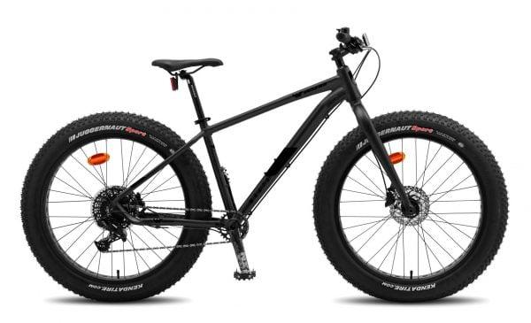 Wampa fat bike 11-v