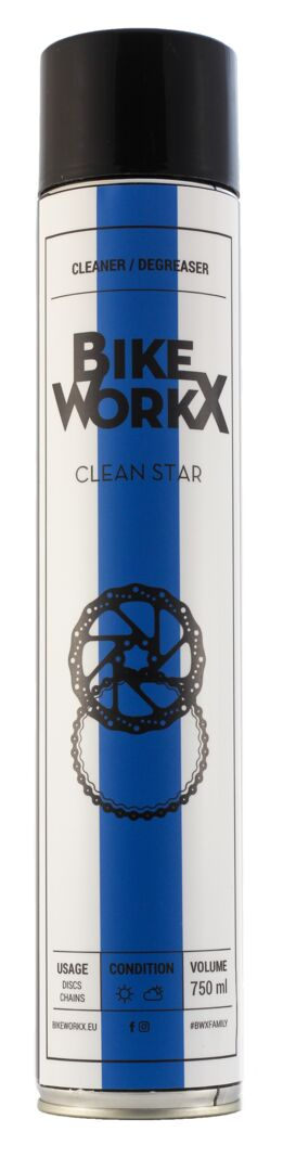Liuotinpesu Clean Star 750ml