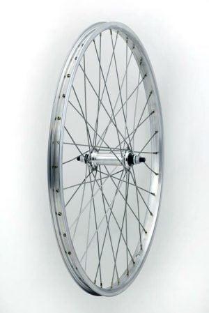 Etupyörä 19-507 hopea