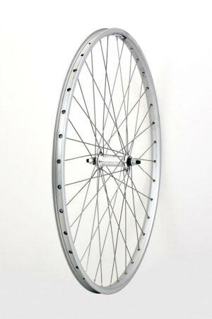Etupyörä 21-622 alunapa 36P hopea