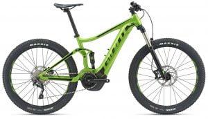 GIANT Stance E+ 2 10-v Green