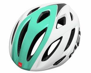 MET Idolo 52-59cm valkoinen/vihreä