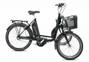 e-Trike 3v musta
