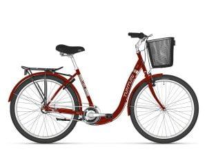 TUNTURI Relax 46cm 3-v Nexus punainen