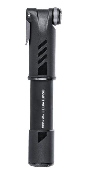Minipumppu Mountain TT musta