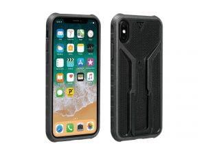 Suojakuori RideCase iPhone X/Xs musta