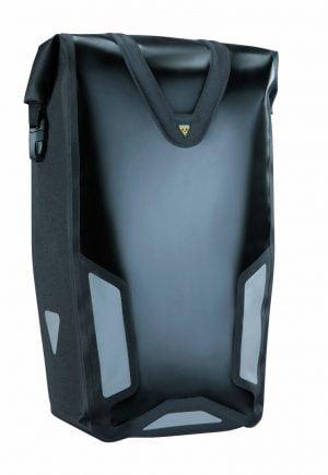 Sivulaukku - DryBag DX musta
