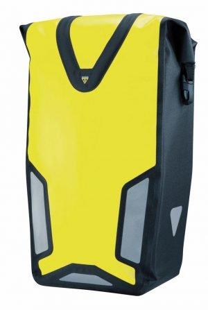 Sivulaukku - DryBag DX keltainen