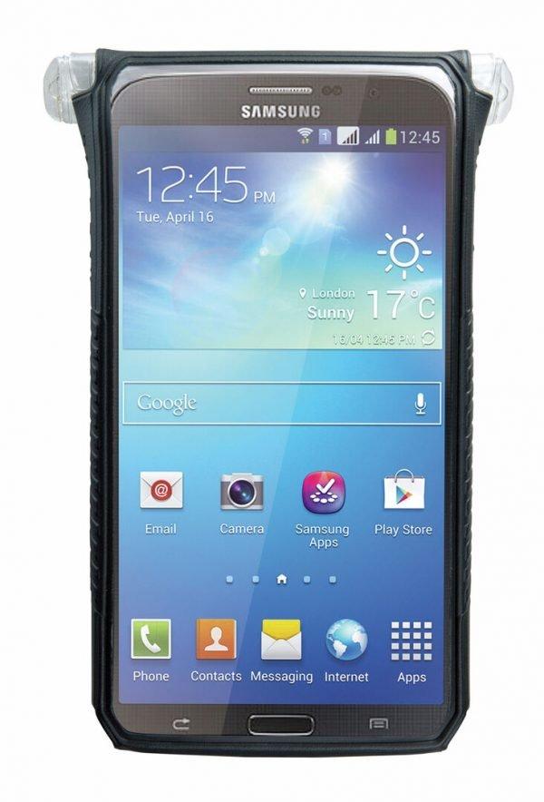 "SmartPhone DryBag 6"" musta"
