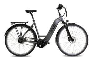 "CE5 e-Bike 5v Di2 54cm 28"" harmaa"