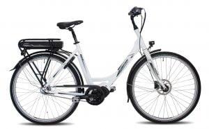 E7 e-Bike 7v 48cm musta