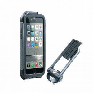 Puhelinkotelo RideCase iPhone 6/6S, musta