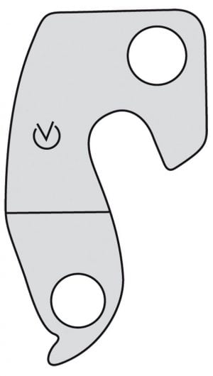 Takavaihtajan korvake DH-002